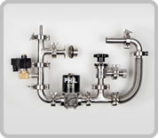 Vacuum Line and Connector Systems<AL>