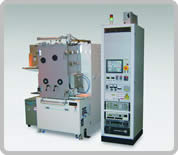Vacuum Roll Coater for R&D